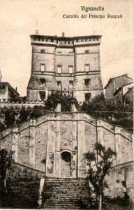 1910 CASTELLO RUSPOLI