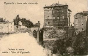 1910 PONTE DELLA COMMENDA